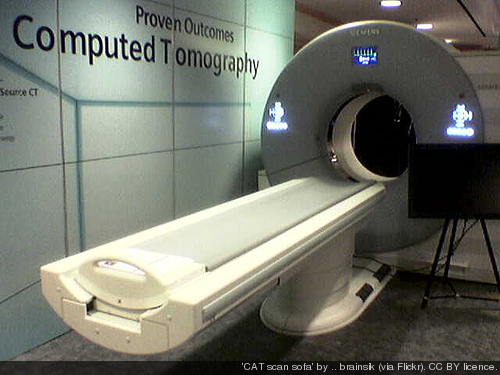 cat scanner ct scanner
