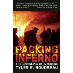 Tyler Boudreau's Packing Inferno